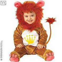 Disfraz de Leon #disfraces #infantil #carnaval