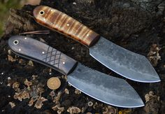 A set of Nessmuks.. - ML Knives