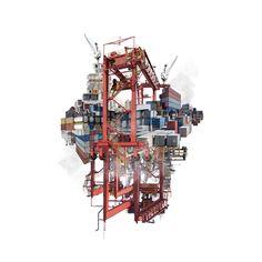 Gaelen Pinnock, 'Citadel #12' (2014), Giclée print on archival paper, 100 x 100cm, Edition of 5 (+2AP)
