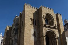 Coimbra   Sé Velha   Old Cathedral