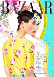 Harper's Bazaar Australia March 2013