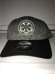 New Era Star Wars imperial symbol 9FORTY adjustable with imperial fly by under brim & rogue one tag from FANZZ