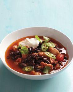 Spicy Turkey Chili Recipe