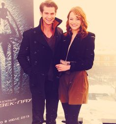 I can't even fathom the perfection of these two people. And they're together? So much greatness.
