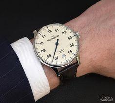 MeisterSinger Circularis Automatic #singlehandwatch #meistersingerwatches #germanwatch