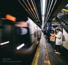 NYC. by Lurkerlife