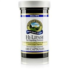 Naturessunshine Hi Lipase Supports Digestive System (120 LU) 100 Capsules (Pack of 4)     Tag a friend who would love this!     $ FREE Shipping Worldwide     Buy one here---> http://herbalsupplements.pro/product/naturessunshine-hi-lipase-supports-digestive-system-120-lu-100-capsules-pack-of-4/    #herbssupplements #supplements  #health #herb