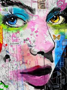 "Saatchi Online Artist Loui Jover; Drawing, ""aesopian dream"" #art"