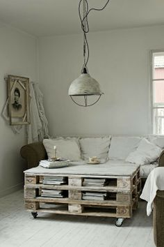 #lounge #coffee #table #pallets #diy