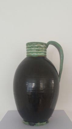 Art deco jug by Kende Judit from 1936.