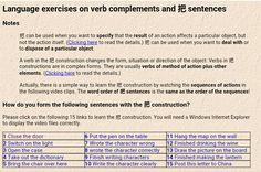 把 sentences (Oxford University, Center for Teaching Chinese as a Foreign Language)www.ctcfl.ox.ac.uk/Test/test index.htm