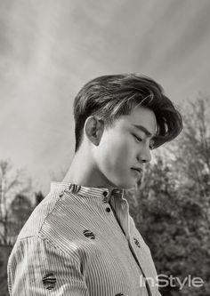 2PM Taecyeon - InStyle Magazine February Issue '16