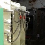 Manufacturers, suppliers and exporters of plywood hot press machines, hot press machine for plywood manufacturing  yamunanagar in India