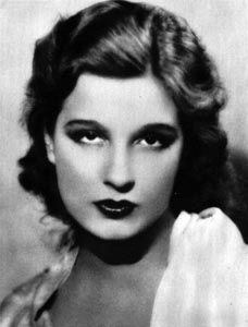 Lily Damita, 1920s. Wife of Errol Flynn, mother of his son Sean, who later became a photojournalist in Vietnam. She did not spoil her son. When he disappeared in Cambodia, 1971, she kept his Paris apt intact and it wasn't opened until after her death in the 1990s, a time capsule of another age.