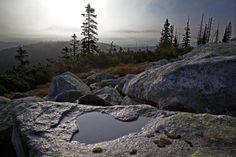 Šumava romantická | Vladislav Hošek Magical Forest, Mountain Range, Czech Republic, Marble, Southern, Bread, Mountains, Water, Blue