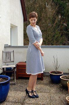 minimale extravaganz.: Me Made Mittwoch: Das Köln-Kleid