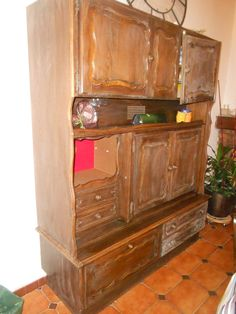 Meuble pour pompe a bi re en ch ne instructions de for Meuble d ordinateur bureau en gros
