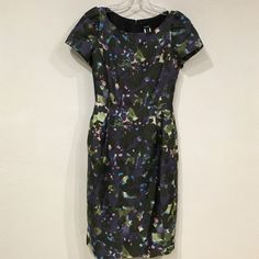 J. Crew floral dress Excellent condition. No trades. No PayPal. J. Crew Dresses