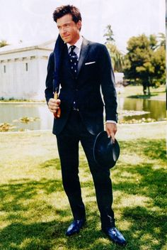 Jason Bateman, born January 14th.  Dapper Capricorn.