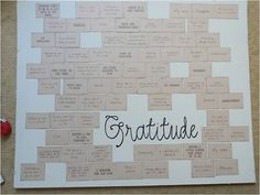 gratitude art