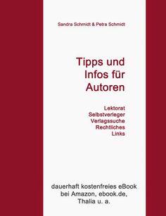kostenfreie #Broschüre: Tipps und Infos für Autoren - als E-Book, PDF sowie auf Yumpu #Ratgeber #gratis