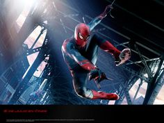 Spiderman by Miguel Angel Aranda (Viper), via Flickr