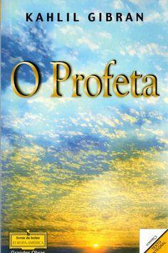 """""""O Profeta"""" de Kahlil Gibran é um lindíssimo e marcante livro. Nele, Kahlil Gibran faz reflexões sobre diversos temas, desde o amor à morte, passando pela família, amizade e muitos mais. Numa linguagem de uma beleza singular, este livro é uma peça única e que constitui um dos mais belos textos alguma vez escritos."""