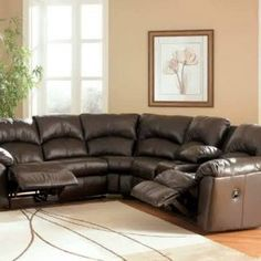 awesome Leather Sectional Recliner Sofa Unique Leather Sectional