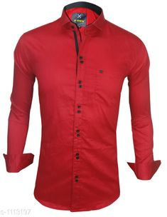 Checkout this latest Shirts Product Name: *Trendy Men's Cotton Shirt* Fabric: Cotton Sleeve Length: Long Sleeves Pattern: Solid Multipack: 1 Sizes: S, M, L, XL, XXL Country of Origin: India Easy Returns Available In Case Of Any Issue   Catalog Rating: ★4 (476)  Catalog Name: Elegant Mens Cotton Shirts Vol 10 CatalogID_137238 C70-SC1206 Code: 084-1113197-2121