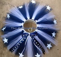 Dallas Cowboys themed Tutu by TheContessaEmporium