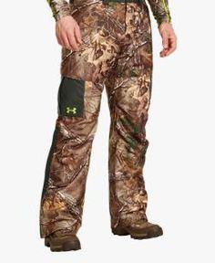 Men's UA Scent Control ColdGear® Infrared Gunpowder Pants