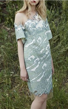 Alena Akhmadullina Resort 2016 Look 15 on Moda Operandi