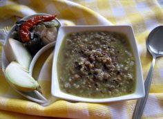 Green Lentil with Bulgur Soup