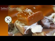 Salted Caramel – Bruno Albouze – THE REAL DEAL - YouTube