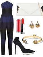 20 Perfect Outfits To Get You Through 2013 #refinery29 - Hot Red Shoe - Vince Camuto Callea Pump