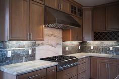 Remodeled kitchen in San Mateo, CA. Valley Home Builders