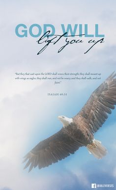 """""""But they that wait upon the LORD shall renew their strength; they shall mount up with wings as eagles; they shall run, and not be weary; and they shall walk, and not faint. Teach me Lord to wait"""" Isaiah 40:31"""
