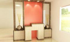 Modern Buddhist Altars Halo Brown Amp Luxury Paulownia