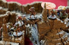 Dwarven Forge Photo Gallery Collection