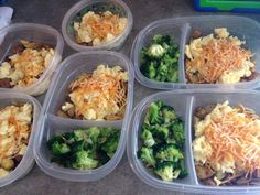 Best Breakfast Bowls! 21 Day Fix meal prep