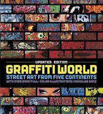 Graffiti World Updated Edition: Street Art from Five Continents - Nicholas Ganz