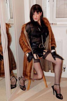Victoria Fur and Black