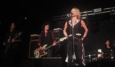 MICHAEL MONROE BAND LIVE IN SPAIN OCT 2016