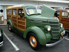 International Harvester Woody Wagon