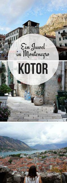 In unserem #Reisebericht zu #Kotor in #Montenegro gibt es alle wichtigen Informationen für deinen eigenen #Urlaub. Plane jetzt eine #Reise dorthin!