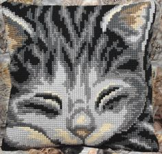 Collection dArt Cross Stitch Cushion Kit Jasmine (CD5082) #CollectiondArt