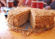 Czech Recipes, Ethnic Recipes, Cornbread, Vanilla Cake, Tiramisu, Food And Drink, Pie, Desserts, Foods