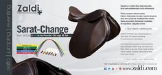 SARAT-CHANGE #jumping #eventing #tech See it at / puedes verla en Sicab-Sevilla y Madrid Horse Week