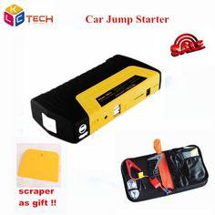 2016 Best Price  Emergency Car Jump Starter for Petrol Car 12v Portable Jump Starter Power Bank/QA car charger