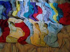 Kawaii diapers.